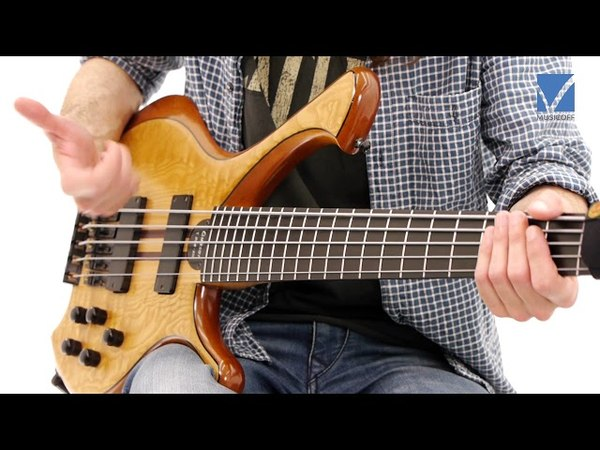 Double Thumb Bass Technique on Earthquake [SUB ITA] - Alex Lofoco Bass Lesson