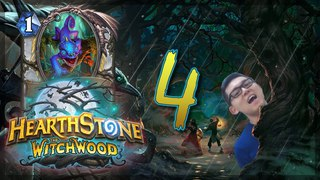 IT'S A CHAMELEON!! The Witchwood Review: Episode 4