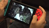 25 Minutes of Dark Souls Remastered in Handheld Mode on the Nintendo Switch - PAX East 2018