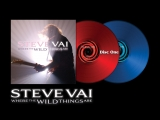 Steve Vai - Where The Wild Things Are (2009) Disc 1