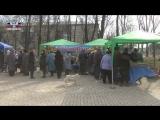 Ольга Макеева посетила еженедельную ярмарку в поселке Октябрьский