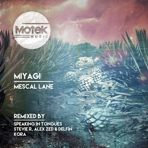 Miyagi альбом Mescal Lane