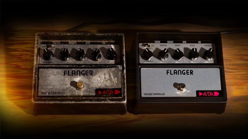 UAD A-DA Flanger Plug-In by Brainworx