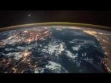 Красивое видео: рассвет над Землёй из космоса - vk.com/brain.journal