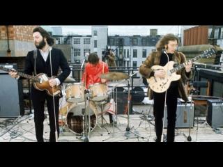 The Beatles. Концерт на крыше дома №3 по Saville Row, 3 в Лондоне.