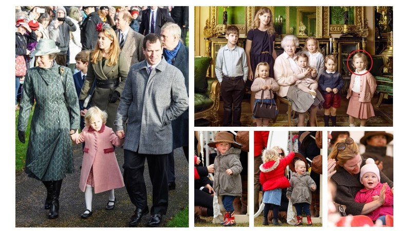 Happy 6th Birthday to the Mischievous Isla Phillips Queen Elizabeth's Great Granddaughter