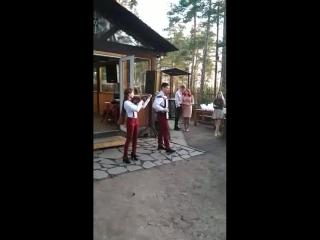 Дуэт TWIX (аккордеон + скрипка Томск)