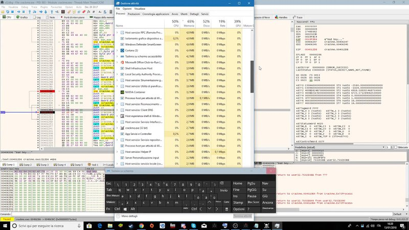 Cracking Keygen a crackme with x64dbg [Learning Cracking]