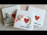 How To Make Mini Secret Admirer Valentine Cards - DIY Crafts Tutorial - Guidecentral