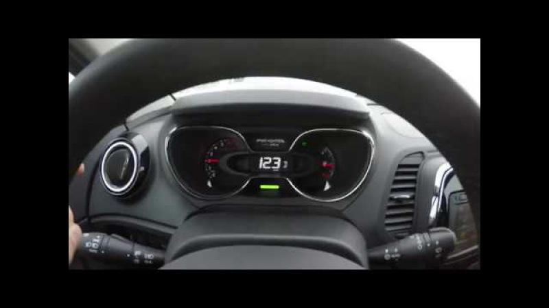 Renault Kaptur 1.6L Style Разгон 0-140км. А едет ли машина? Реальная динамика разгона.