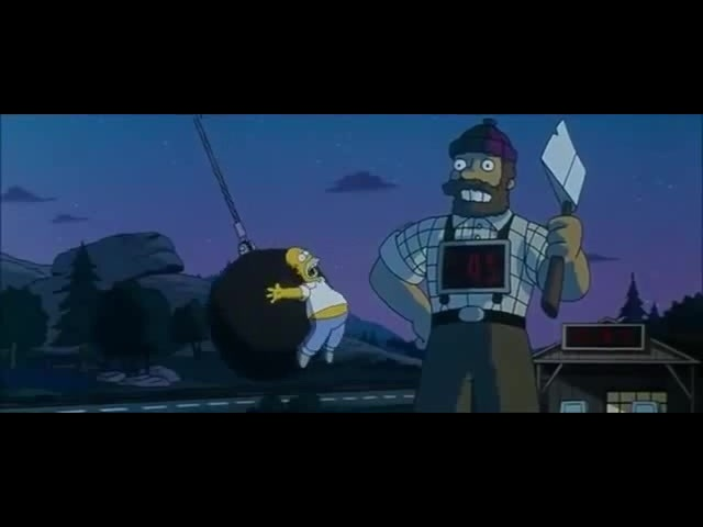 Death Grips x Miley Cyrus - I want ball I need ball from Simpsons Movie · coub, коуб