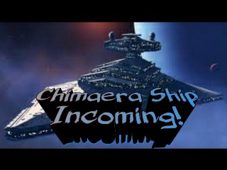 Chimaera Coming To SWGOH!!!  With Gameplay!!  star wars galaxy of heroes swgoh