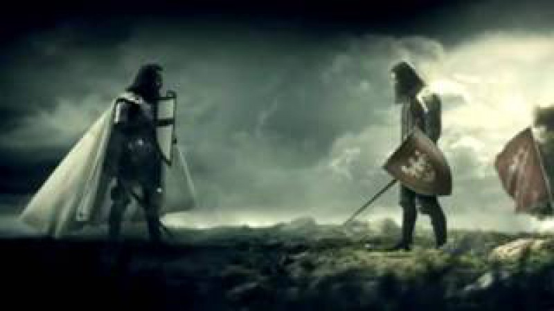 TV spot made for the 600th anniversary of the Battle of Grunwald 1410 1