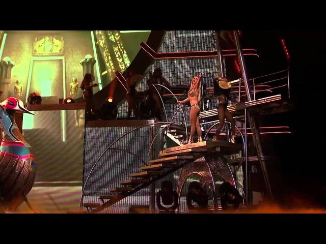 Britney Spears Live The Femme Fatale Tour FULL SHOW HDTV 720p Youtube