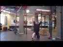 Доношение Гиря, пред тобой... 72кг. Попытка на 80кг. Muscle swing on a knee two hands anyhow-72kg