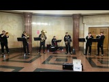 BOOM BRASS Band (Moscow) - Eye Of The Tiger (Survivor)