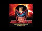 Judge Dredd 1995 Soundtrack Suite OST Alan Silvestri