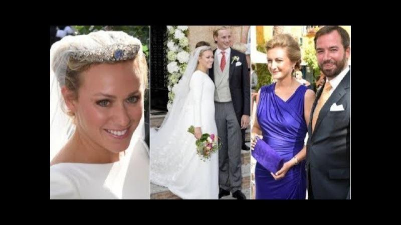 The Wedding of Princess Marie - Gabrielle of Nassau and Antonius Willms