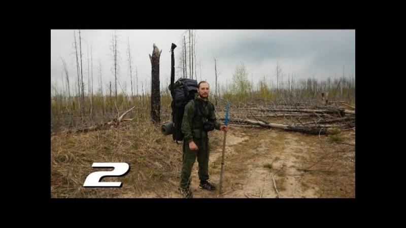 Нежилая деревня Пенякша. Трагедия Александра Ермакова. Трудная дорога на озеро Мантурово (Full HD)