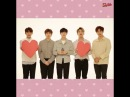180214 hoolala official Instagram B1A4 Greetings ~ Happy Valentine's Day💟💟
