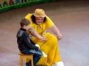 Самый внимательный мальчик в цирке! Смотреть всем! Очень смешно