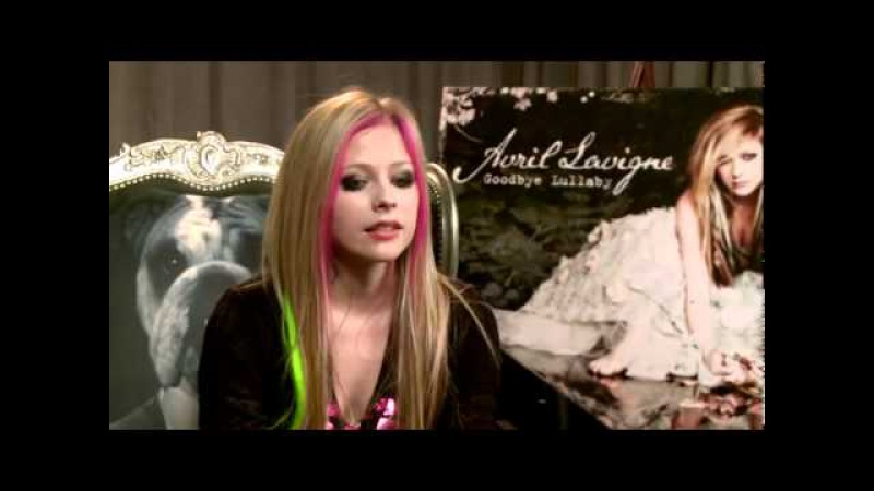 Avril Lavigne Interview with Cambio