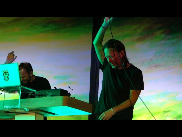 Thom Yorke Impossible Knots Live in Oakland