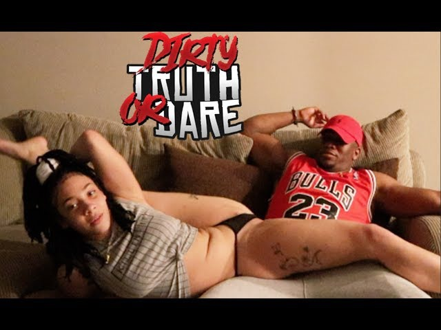 DIRTY TRUTH OR DARE WITH FAMOUS PORNSTAR, MZ.NATURAL!! (EXTREME)