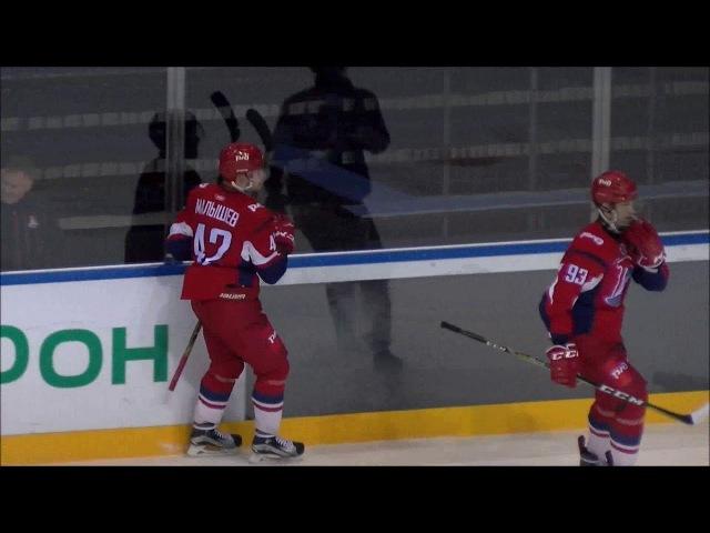 Кубок Харламова'18: «Локо» - МХК «Динамо» Спб – 3:1