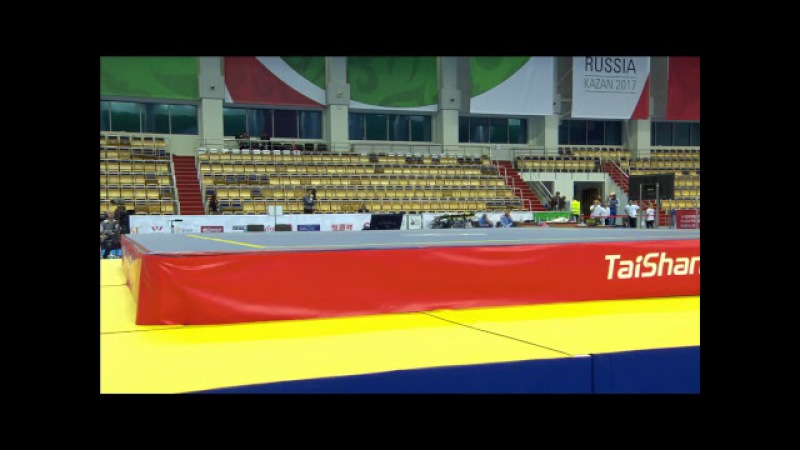 14th World Wushu Championships - Day 2 - Taolu - Men's Daoshu, Women's Qiangshu