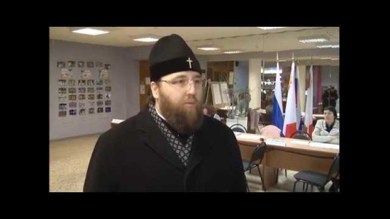 Митрополит Вологодский и Кирилловский Игнатий принял участие в выборах Президента России