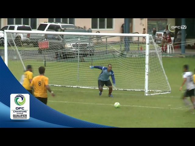 2018 OFC CHAMPIONS LEAGUE - Pago Youth SC v Tupapa Maraerenga Highlights