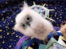 Мастерская умелые ручки на телеканале Карусель мастер класс сова из шерсти