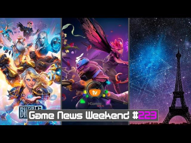 Субботний Видеодайжест от XGames GameTv на GameZonaPSTv (2 часть) (16.12.2017)