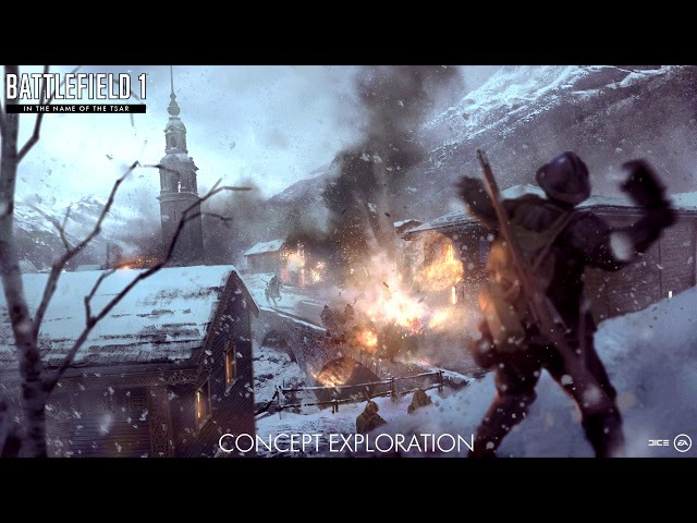 Battlefield 1 Soundtrack In The Name Of The Tsar End of Round Theme 1 Extended