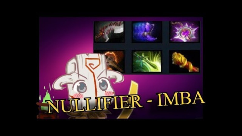 Juggernaut with NULLIFIER - IMBA | Dota 2 7.11 patch Джаггернаут с НУЛЛИФАЕРОМ - ИМБА