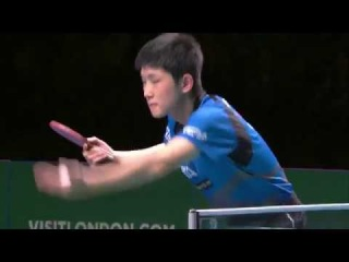 2018 Team World Cup Highlights I Fan Zhendong vs Tomokazu Harimoto (Final)