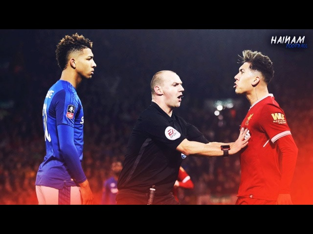 Crazy Football Fights Angry Moments - 2018 HD 2
