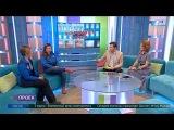 Проект «Надежда Морей» | Программа «Хорошее утро», телеканал «Санкт-Петербург»