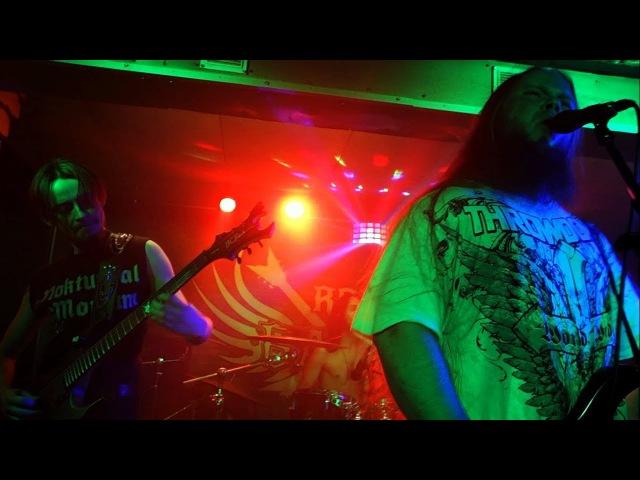 Black Union Loki Live at Barvy club Kiev 09 12 2017