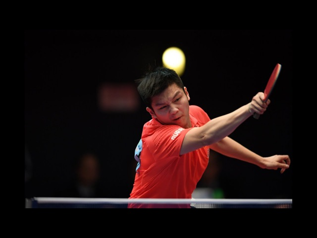 Fan Zhendong vs Xue Fei (Chinese Super League 20172018)