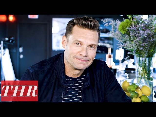 Ryan Seacrest on Kelly Ripa Dick Clark Breaking Things THR Fishing for Answers