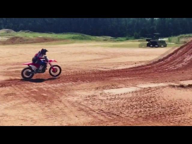 Justin Barcia / 2018 Honda CRF450R