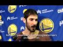 OMRI CASSPI, postgame Warriors-Lakers on Kobe jersey retirement night