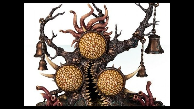 Feculent Gnarlmaw - Unboxing (WH40K AoS)