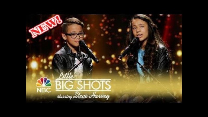 Little Big Shots - Angelic Voices (Episode Highlight)