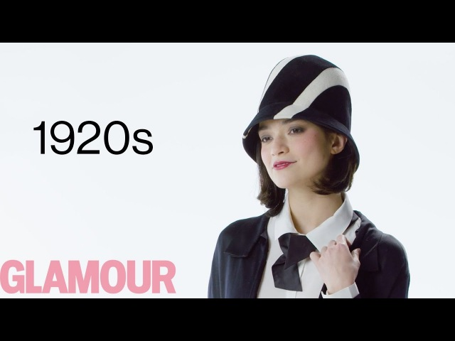 100 Years of French Fashion | Glamour