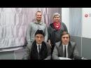 Петрозаводск зажигает: группа Громыка в студии Большого