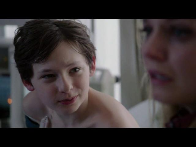 Эмма разрушает проклятие Поцелуем Истинной Любви 1x22