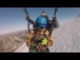 Полет на параплане - тандеме с горы Бештау.